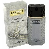 Perfume Lapidus Men Importado Essência Fragrância 100ml