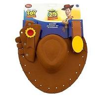 Chapeu Woody C/cartucheira Original Da Loja Disney P/entrega