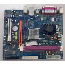 Placa Mãe Pc3000e 15-q25-011014 Atom1.6ghz Ddr2 (2217)