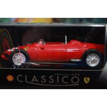 Carrito Ferrari 1952 500 F2 Coleccion Shell Importado