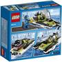 Lego City Barco De Grandes Vehículos, 60114