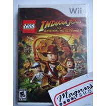 Lego Indiana Jones The Original Adventure Para Nintendo Wii