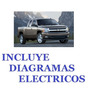 Manual De Taller Chevrolet Silverado / Cheyenne 1999/2007.