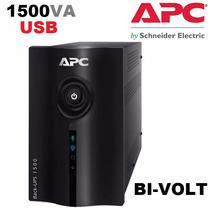 No Break Apc Bz1500 Bivolt 110v/220v Usb Garantia 2 Anos Br