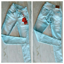 Promoção Kit Com 10 Calças Patoge Femininas Skinny C Lycra