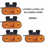 Lanterna Lateral Led Caminhão Carreta Reboque (kit 8 Unid)
