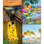 Pinturas Foto Hd Leonid Afremov Dali Van Gogh Britto Poster