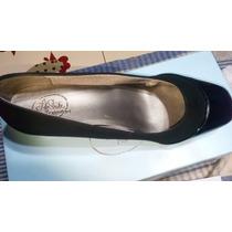 Zapatos De Taco Corrido