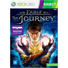 Fable The Journey Xbox 360 Midia Fisica Original