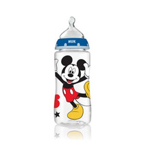 Mamadeira Nuk Disney Mickey 300ml - Pronta Entrega
