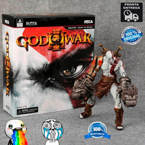 Action Figure God Of War 3 Kratos 22cm Neca Pronta Entrega