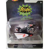 Serie Batman 2016. Batimoto Con Side Car. H.w.. Esc. 1:50