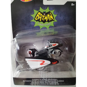 Serie Batman 2016. Batimoto Con Side Car. H.w.. Esc. 1:50