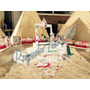 Alquiler Carpas Indias Teepee Tipi Eventos Pijama Party