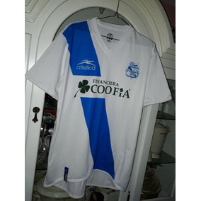 Jersey Playera Puebla Campeon De Ascenso 06 07 Coofia