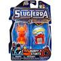 Slugterra Serie 3 Mini Figura 2-pack V2 Burpy & Acrobacias