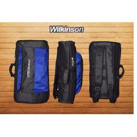 Funda Wilkinson Para Denon Mc3000 + Notebook + Mochila