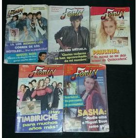 Revistas Cancionero Fénix