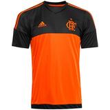 Camisa Flamengo Goleiro Oficial Unf. 2 S12933 Aqui É Origina
