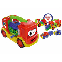 Caminhão Transcar Baby Dismat
