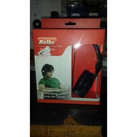 Headphone Fone De Ouvido Kolke Ka-103