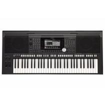 Teclado Yamaha Psrs970 C/ Fonte Na Cheiro De Musica