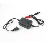 Cargador Automatico Baterias Moto 12v 1,25a