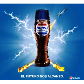 Pepsi Perfect Volver Al Futuro!!!!