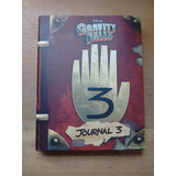 Diario Libro Gravity Falls 3 Original Nro 3 + Bolsa Regalo !