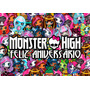 Monster High Papel Arroz A4 Papel E Tinta Importados