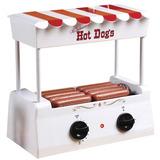 Maquina Hot Dogs Completos Hamburguesas Roller Exclusiva