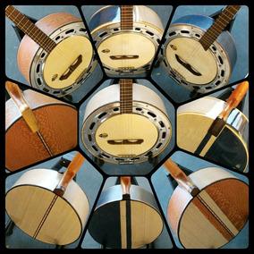 Banjos Luthier Caixa De 9 Modelo Emerson Brasa