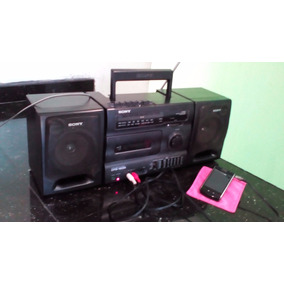 Radio Reproductor Sony Cfs-1035