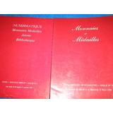 2 Catalogos De Monedas Y Medallas Antiguas