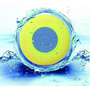 Bocina Bluetooth Manos Libres-mini-contra El Agua-amarillo