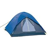 Barraca De Camping Fox 4/5 Pessoas Nautika - Pode Retirar