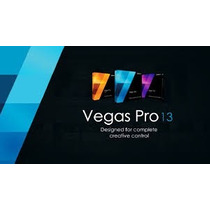 Sony Vegas Pro Editor De Video Multilingual+plugins+brinde