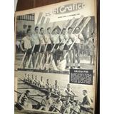 Revista El Grafico Numero 1010 Año 1939 Newells Central Szw