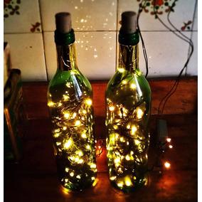 Botella Lumino Rucula Design. Linea Lumino