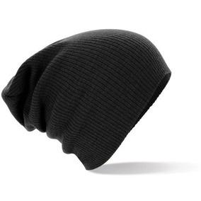 Gorro Lana Unisex - Color Negro