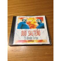 Duo Salteño 20 Grandes Exitos Cd Folklore 1994