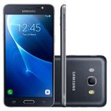 Smartphone Samsung Galaxy J7 Metal Preto 16gb Dual Chip 4g A