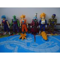 Bonecos Dragon Ball Articulado Kit C/ 6 Figuras Dragonball Z