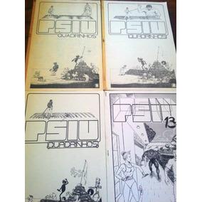 Fanzine Histórico : Psiu Quadrinhos : 4 Edições, Formatão