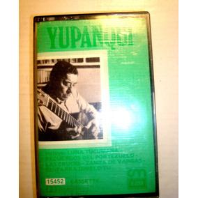 Raro Atahualpa Yupanqui 1981 Cassette G. Exitos Nuevo
