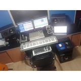 Arreglos Musicales Y Grabacion / Profesional / Demo $250 H