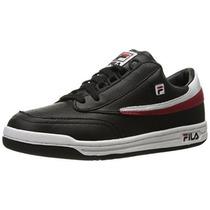 Zapatos Hombre Fila Original Tennis Fashion Sne Talla 39.5