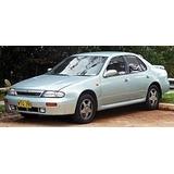 Manual De Despiece Nissan Bluebird 1991-1997 Español