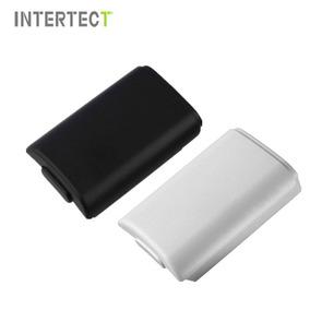 Tapa Caja Baterías Xbox 360 Original Blanco Y Negro Best Buy