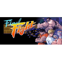 Final Fight 1,2,3 Guy, Streetwise / 5 Jogos Ps2 / Game Patch